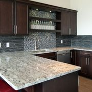 marble kitchen counter